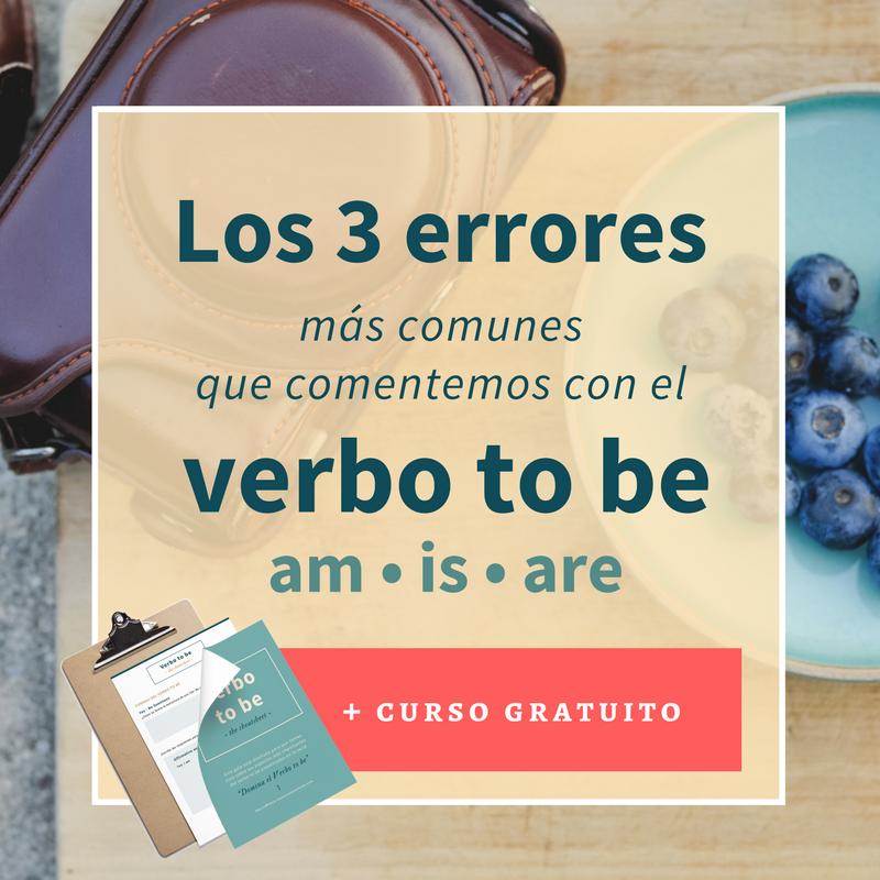 errores-comunes-verbo-to-be