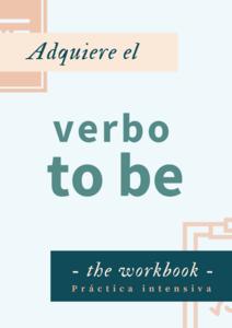Adquiere-el-verbo-to-be-the workbook-